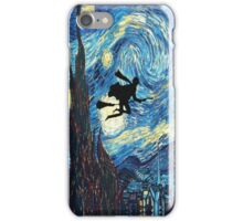 Harry Potter The Starry Night  iPhone Case/Skin