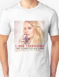 CARRIE UNDERWOOD TOUR 2016 STORYTELLER T-Shirt