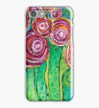 Sunshine, Lollipops and Rainbows iPhone Case/Skin