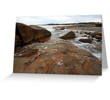 Crowdy Head (1) NSW Greeting Card