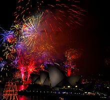 Sydney New Year #10 by DAJPowell