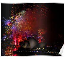 Sydney New Year #10 Poster