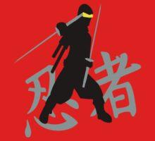 Kanji Ninja by vivendulies