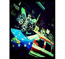 American Graffiti  Photographic Print
