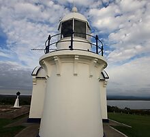 Crowdy Head NSW lighthouse. by Ian Ramsay