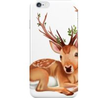 The Mysterious Deer. iPhone Case/Skin