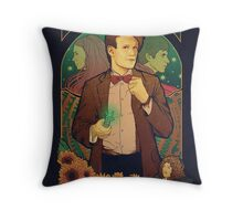 Geronimo! Throw Pillow
