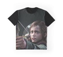 Ellie's Bow - The Last of Us Graphic T-Shirt