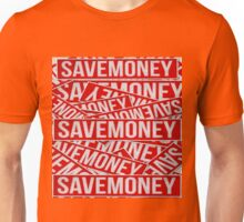Save Money Unisex T-Shirt