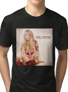 CARRIE UNDERWOOD TOUR 2016 STORYTELLER ALBUMS Tri-blend T-Shirt