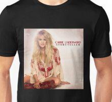 CARRIE UNDERWOOD TOUR 2016 STORYTELLER ALBUMS Unisex T-Shirt
