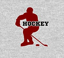 Hockey Womens Fitted T-Shirt