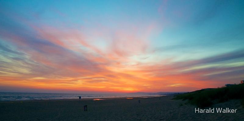 Sunrise by Harald Walker