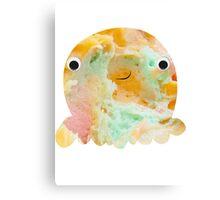 Rainbow Sherbet  Canvas Print