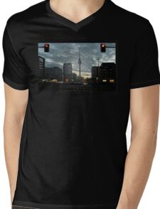 look to the berlin television tower T-Shirt