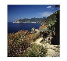 Vernazza, Cinque Terre by MassimoConti