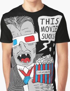 This Movie Sucks Graphic T-Shirt