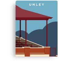 Unley Canvas Print