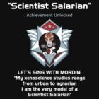 ME2 - Scientist Salarian by Rhaenys