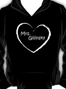 Love Mrs. Gilinsky White T-Shirt