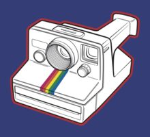 Vintage Camera T Shirt by davidkyte