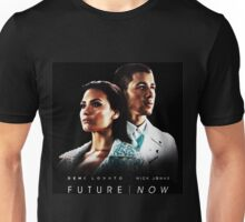 DEMI LOVATO NICK JONAS TOUR 2016 FUTURE NOW Unisex T-Shirt