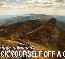 A Running Jump by Emily Farquharson
