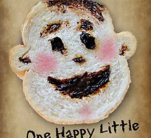 """One Happy Little Vegemite"" by Donna Keevers Driver"