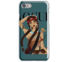 Native American Beauty iPhone Case/Skin