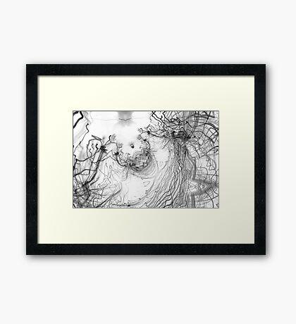 Light Play #180 Framed Print