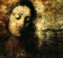 Angel of compassion by Gun Legler