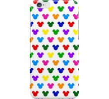 Disney Colorful Mickey  iPhone Case/Skin