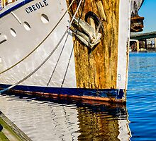 Creole from the Dock II by m E Grayson