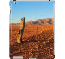 Outback Fence       (OP) iPad Case/Skin
