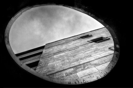 Concrete View by Bob Larson