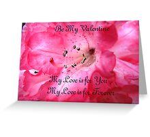 Valentine Card 2 Greeting Card