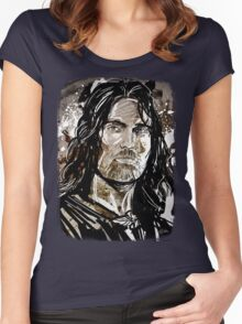 Aragorn Women's Fitted Scoop T-Shirt