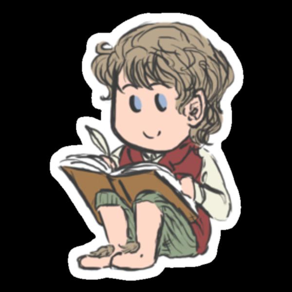 Bilbo Baggins by mcfoily