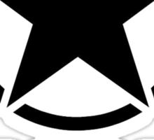 AMMO with Army Invasion Star Sticker