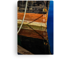 Water Line Canvas Print