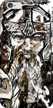 Gimli by Patrick Scullin
