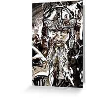 Gimli Greeting Card