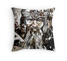 Gimli Throw Pillow