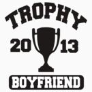 TROPHY - BOYFRIEND by mcdba