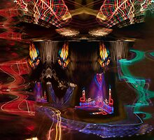 Light Play #4792 by TIMOTHY  POLICH