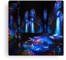 Light Play #5739 Canvas Print