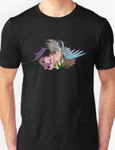 Fluttershy & Discord Shirt Unisex T-Shirt