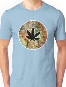 Cannabis Macro - iPhone Case Unisex T-Shirt