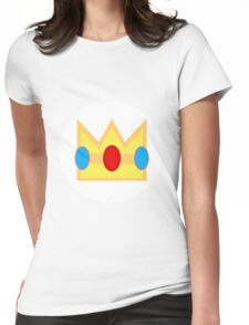 Princess Peach! Womens Fitted T-Shirt