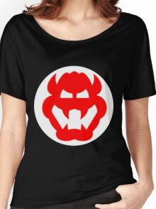 Gwahahah! It's Bowser! Women's Relaxed Fit T-Shirt